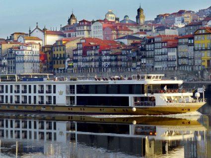 Douro Azul é a melhor empresa de cruzeiros fluviais na Europa