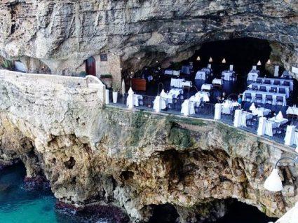 Este é o restaurante mais romântico do mundo
