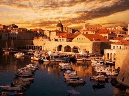 Roteiro de Dubrovnik para fãs da Guerra dos Tronos