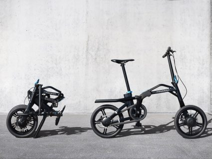 Descubra a e-Bike 'made by Peugeot'