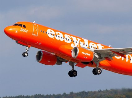 EasyJet lança duas novas rotas de Portugal para a Suíça