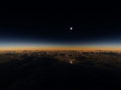 Quer ver um eclipse solar no Alasca? Há dois lugares grátis