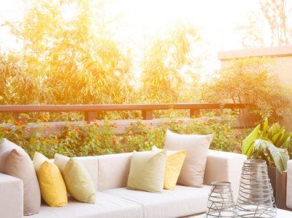4 ideias para criar um oásis de verão no terraço