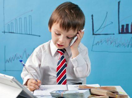 Vamos educar as crianças para serem empreendedoras