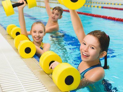 Procura emprego como professor de natação?