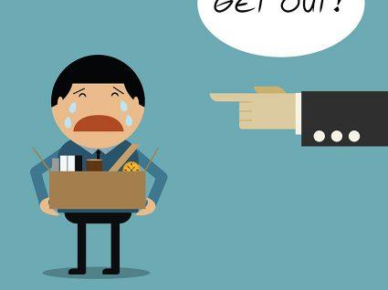 5 Erros que podem custar-lhe o emprego