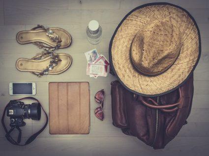 Lista de essenciais para uma semana de férias
