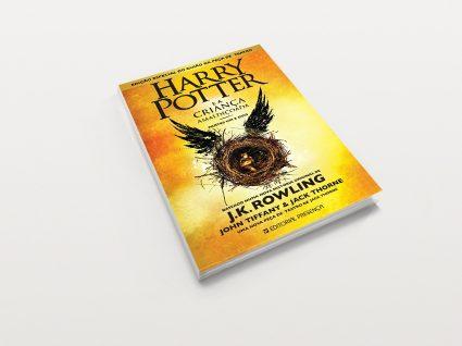 Está quase a chegar a versão portuguesa do novo Harry Potter