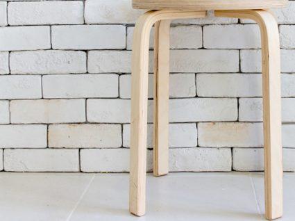 Estágio num banco… de madeira