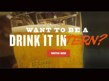 Quer viajar pelo mundo a beber cerveja e ainda ganhar dinheiro?