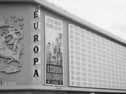 Há uma nova vida no antigo Cinema Europa