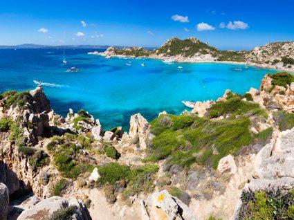 Sardenha: roteiro costa a costa para sonhar com as próximas férias