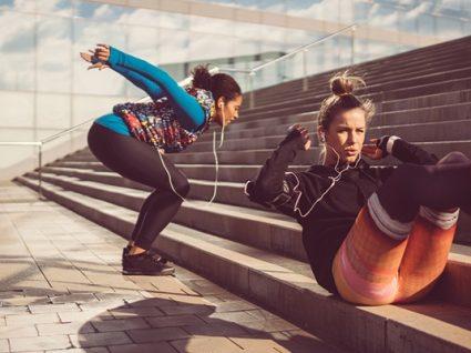 Os 7 exercícios que queimam mais calorias