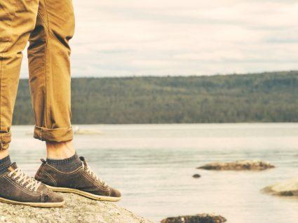 Os 4 sapatos de homem mais confortáveis para levar de férias
