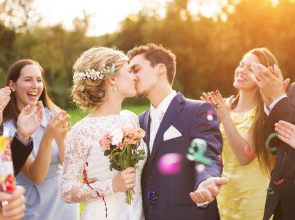 Casamento: Fisco vai reter 10% das prendas em dinheiro