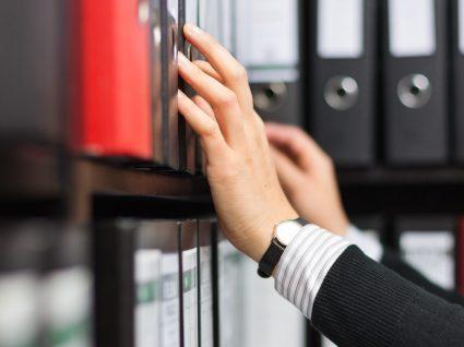 Como arquivar a documentação da sua empresa