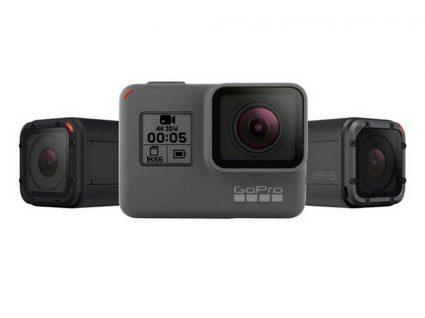 Já pode filmar com a nova Go Pro debaixo de água