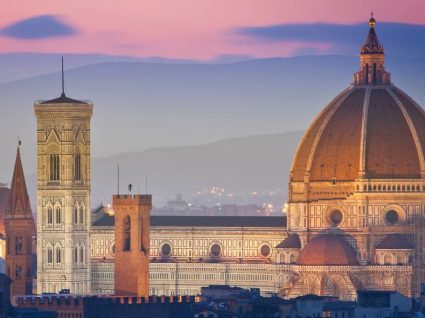 Florença está farta de turistas? Talvez sim