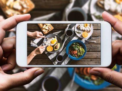 Afinal, tirar fotos à comida é saudável