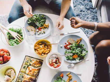 4 receitas rápidas para almoços saudáveis