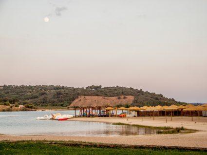 Praia Fraga da Pegada no Azibo