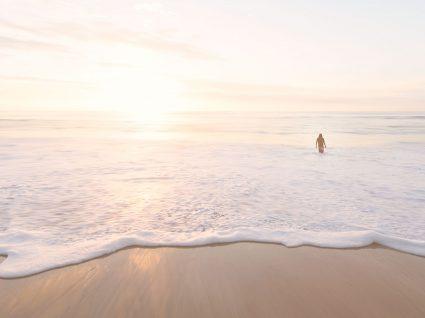 Perca-se ao sol numa das 6 melhores praias do sul da Europa