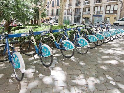 Rede de bicicletas partilhadas começa hoje a ser testada em Lisboa