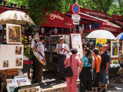 "Projeto ""La Rue"" leva arte, música e comida portuguesas às ruas de Paris"