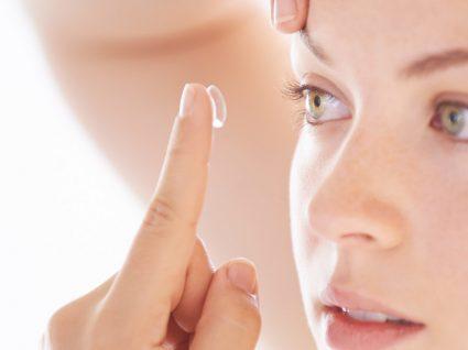 O que aconteceria se nunca tirasse as lentes de contacto?