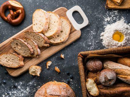 Pão de alfarroba: a escolha certa