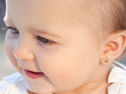 Furar as orelhas do bebé: sim ou não?