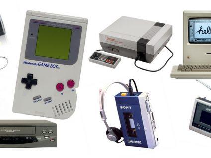 9 gadgets que marcaram os anos 80