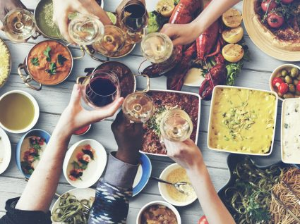 Garfo da sorte: a app que lhe oferece a refeição