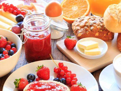 6 ideias para um pequeno-almoço saudável