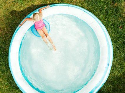 5 piscinas portáteis a preços acessíveis