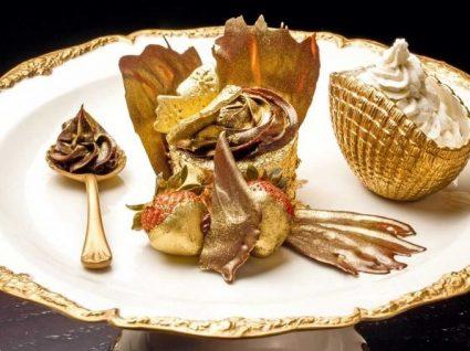 Os 4 pratos mais caros do mundo