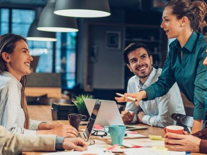 Gestão de equipas: 8 dicas para liderar com sucesso
