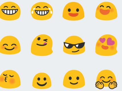 Adeus emojis estranhos da Google