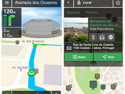 Google Maps ou Meo Drive: eis a questão