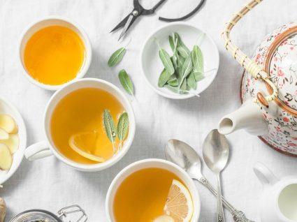 Chá drenante: 5 sugestões para perder peso e ganhar saúde