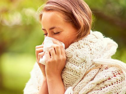 Gripe e constipação: diferenças e tratamentos