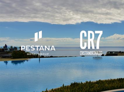 Grupo Pestana inaugura hotéis CR7 já este verão