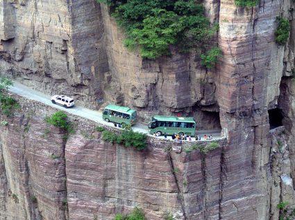 As 15 estradas mais perigosas do mundo