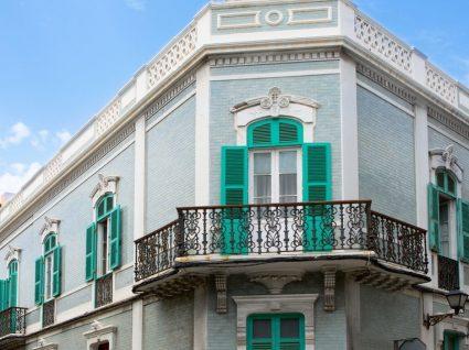 Há um bairro em Las Palmas que é património mundial da UNESCO