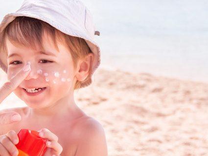 Estes são os melhores protetores solares para crianças