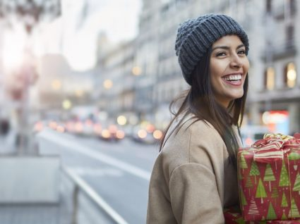 7 sugestões de presentes de Natal para mulheres saudáveis