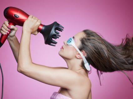 5 usos para o secador de cabelo que desconhecia