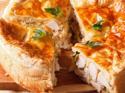 Quiche de frango light: receita com baixas calorias e muito sabor
