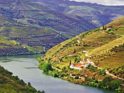 Imperdíveis: 4 hotéis no Douro com SPA