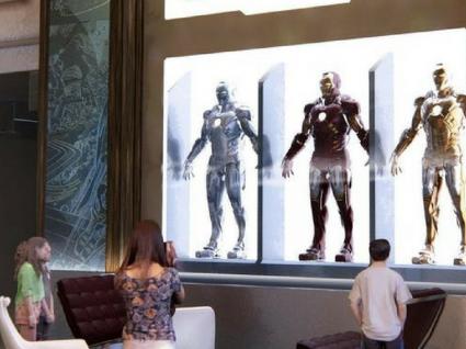 Está a chegar o primeiro Hotel da Marvel